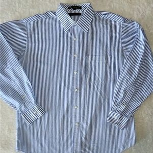 Tommy Hilfiger Pin Stripe Button Down Shirt